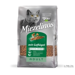 Grau Miezelinos Adult Sensitive Hairball - 2,5kg