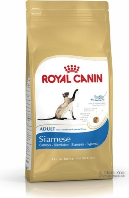 Royal Canin Feline Breed Adult Siamese - 2 kg
