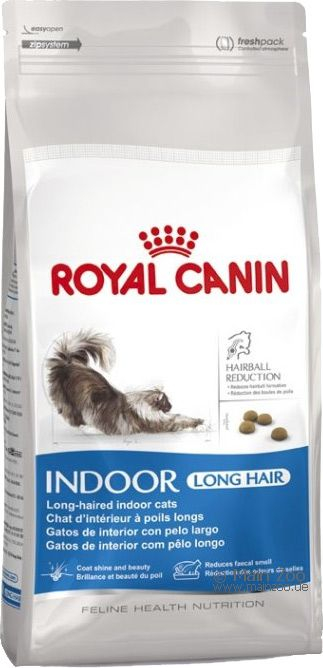 Royal Canin Indoor Long Hair - 4kg