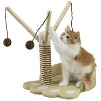 Katzen-Spielstamm Victoria natur